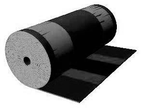 Metall Roll, 10m, anthracite