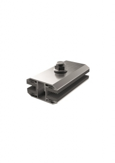 module clamp 7mm-TPE, 80 alu