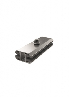 module clamp 7mm, 120mm alu